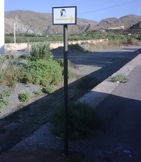 azulejo poste