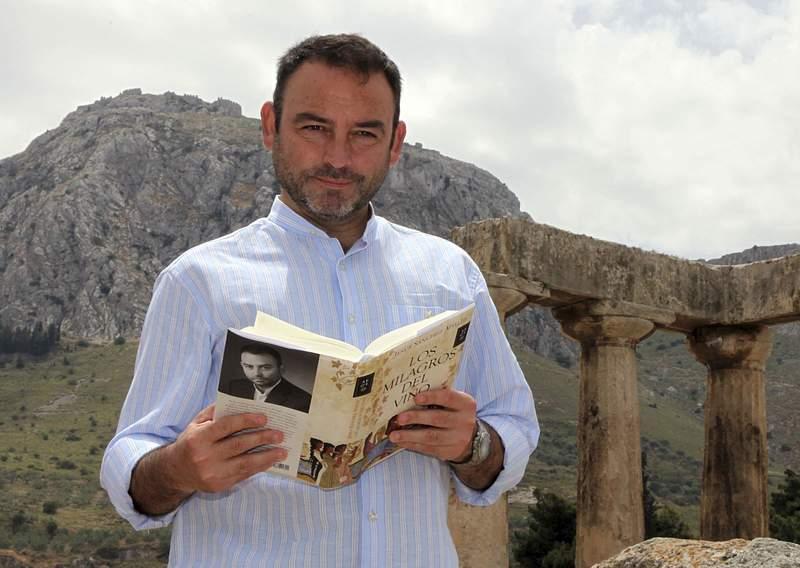 """JESÚS SÁNCHEZ ADALID-""""LOS MILAGROS DEL VINO"""""""