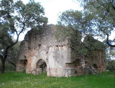 Ermita Santiago. Portada