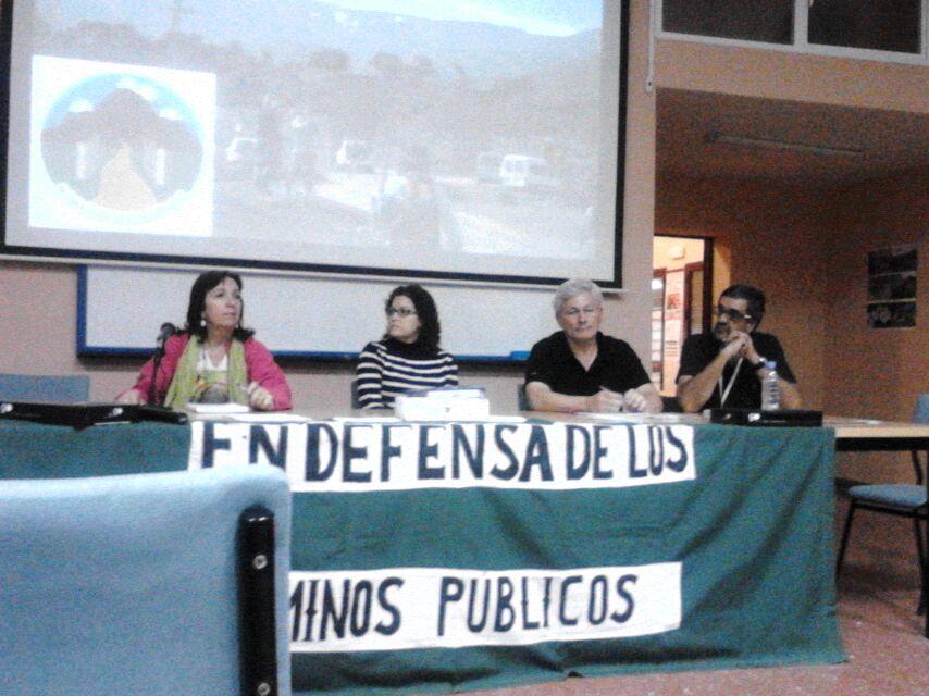 JORNADAS CAMINOS - Mesa Asociación