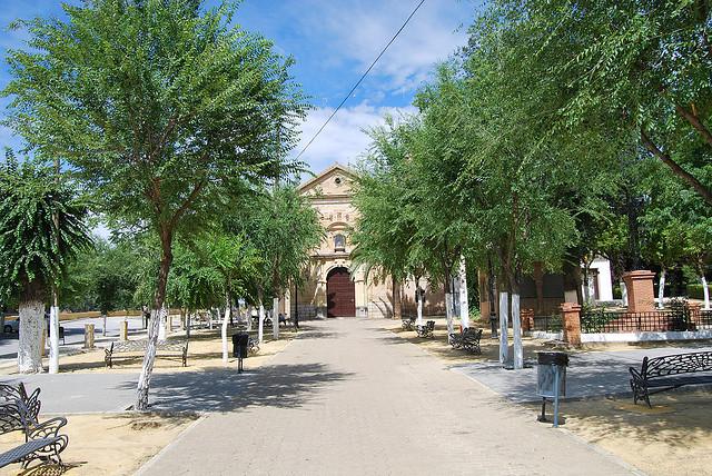 Encinas Reales, situado en el Camino Mozárabe de Málaga