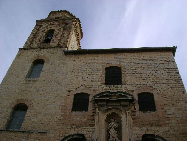 Jaén_-_Fachada_de_la_Iglesia_de_la_Merced