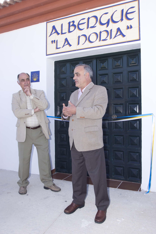 inauguracion albergue almogia