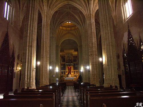 utrera_parroquia de santiago interior