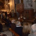 """Representación en Córdoba de la obra teatral """"El camino, imágenes, sonidos, sentimientos"""""""