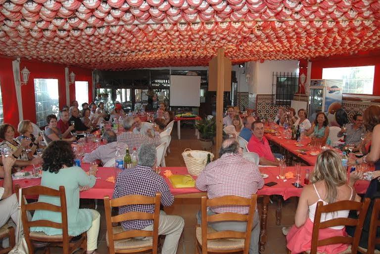 La Asociación de Cádiz anuncia sus actividades para todo el 2016