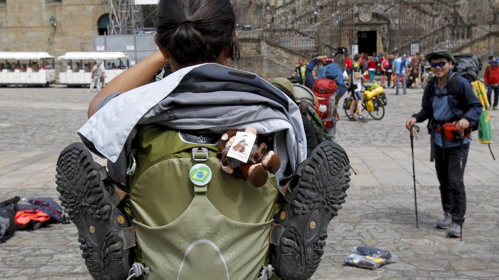 Turismo lanza un plan para retener más tiempo a los peregrinos en Santiago