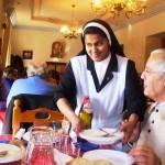 Las Comendadoras de Santiago de Granada ofrecen alojamiento para peregrinos