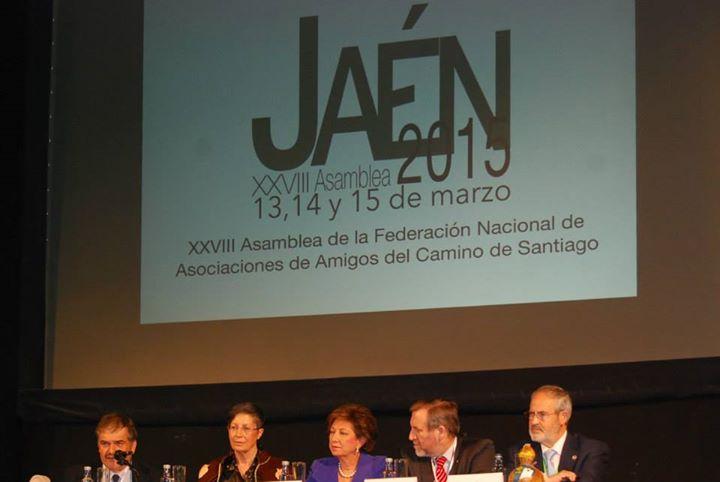 Del 8 al 10 de abril de 2016 se celebrará en Logroño la Asamblea de la Federación Española