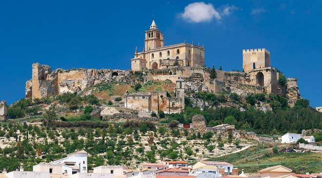 Alcalá la Real (Jaén) busca sitio para acoger a peregrinos