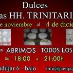La Asociación Jacobea de Jaén ayudará a las Madres Trinitarias vendiendo sus dulces