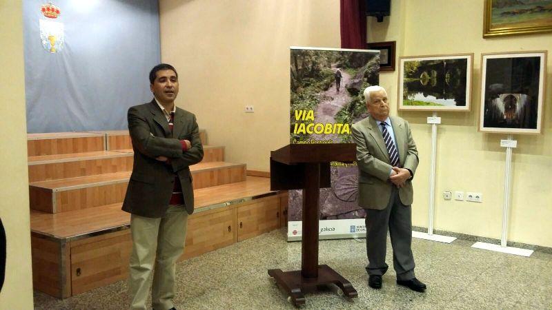 Se inaugura en Sevila la exposición «Vía Iacobitana»