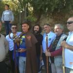 Michel Cerdan homenajeado en Güéjar Sierra