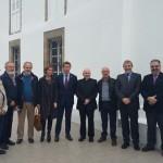 Inauguración del Centro Internacional de Acogida de Peregrinos en Santiago de Compostela