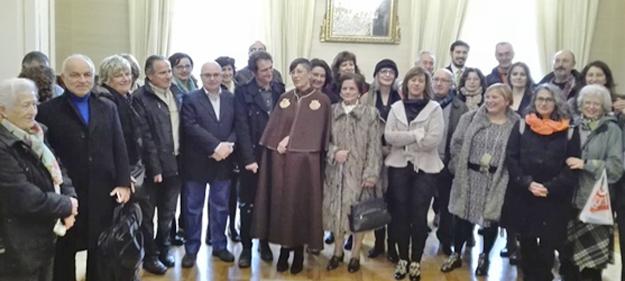 La Federación Española entrega en Santiago de Compostela el 'Premio Internacional Trifinium Jacobeo' en su edición 2012-2015