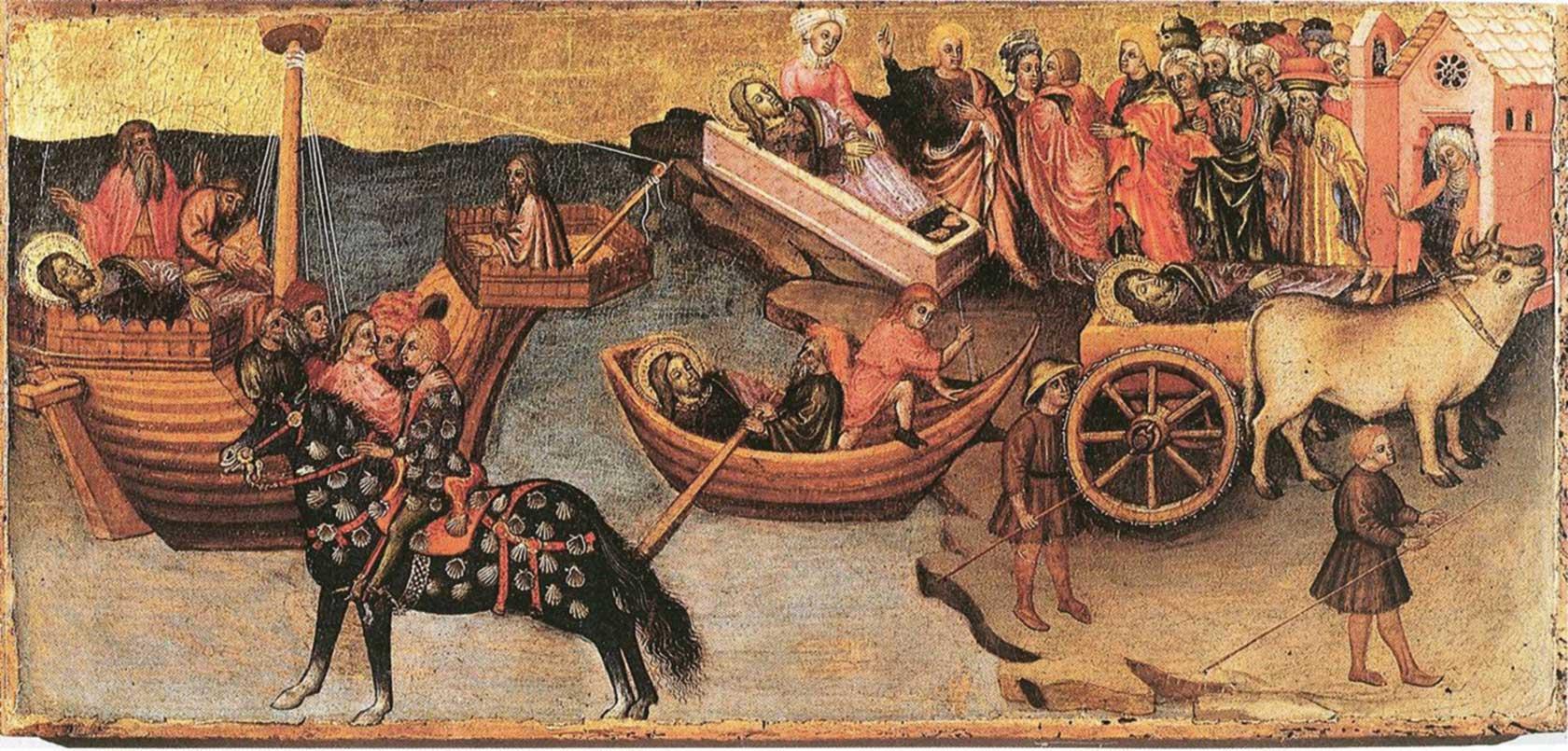 Acto en Sevilla por la Traslatio de Santiago Apóstol