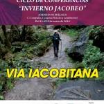 Ciclo Cultural: 'Invierno Jacobeo' y exposición 'Via Iacobitana'. Málaga, 15 al 29 enero 2016