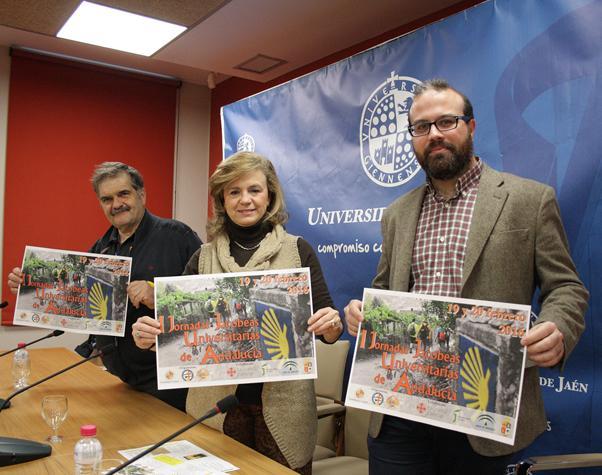 La UJA acogerá las I Jornadas Universitarias Jacobeas sobre 'El Camino Mozárabe'