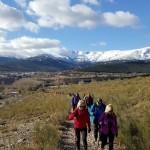 Guadix recibe a los peregrinos del Camino Mozarabe