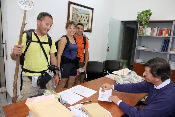 Cáceres pierde la visita de peregrinos por la sucesión de albergues cerrados