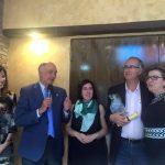 La Asociación de Málaga homenajea a sus fundadores