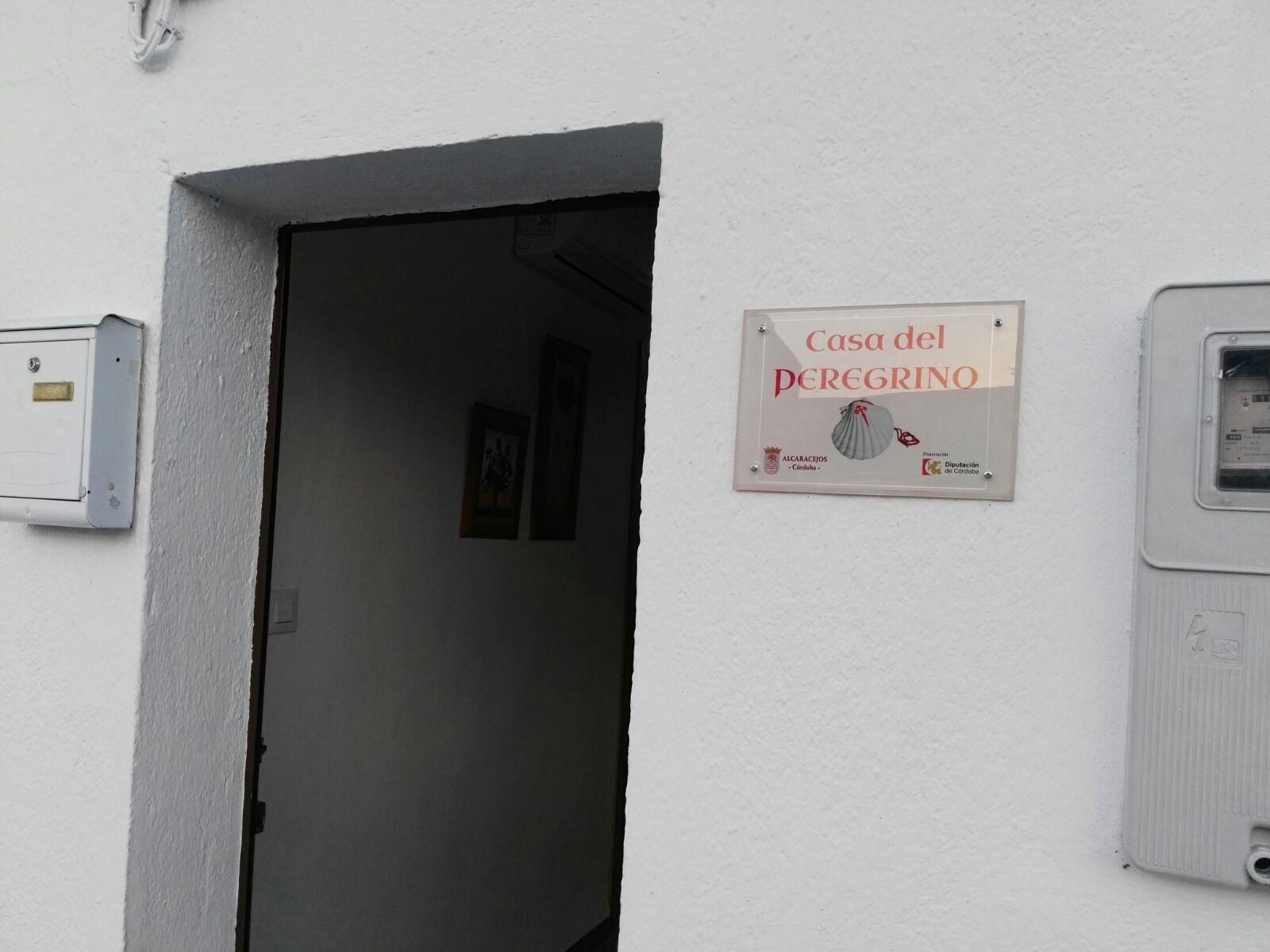 La Casa del Peregrino, un alojamiento para peregrinos en Alcaracejos