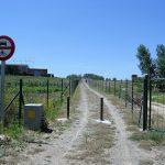 Se abre el tramo en dirección a Galisteo