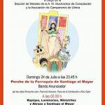 Festividad de Santiago Apóstol en Sevilla y su provincia