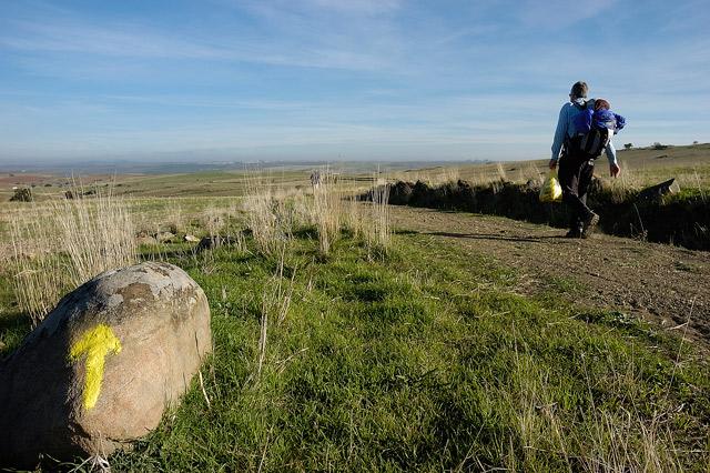 Grupos de Desarrollo Rural de Andalucía cooperarán con otras CCAA en el Camino de Santiago
