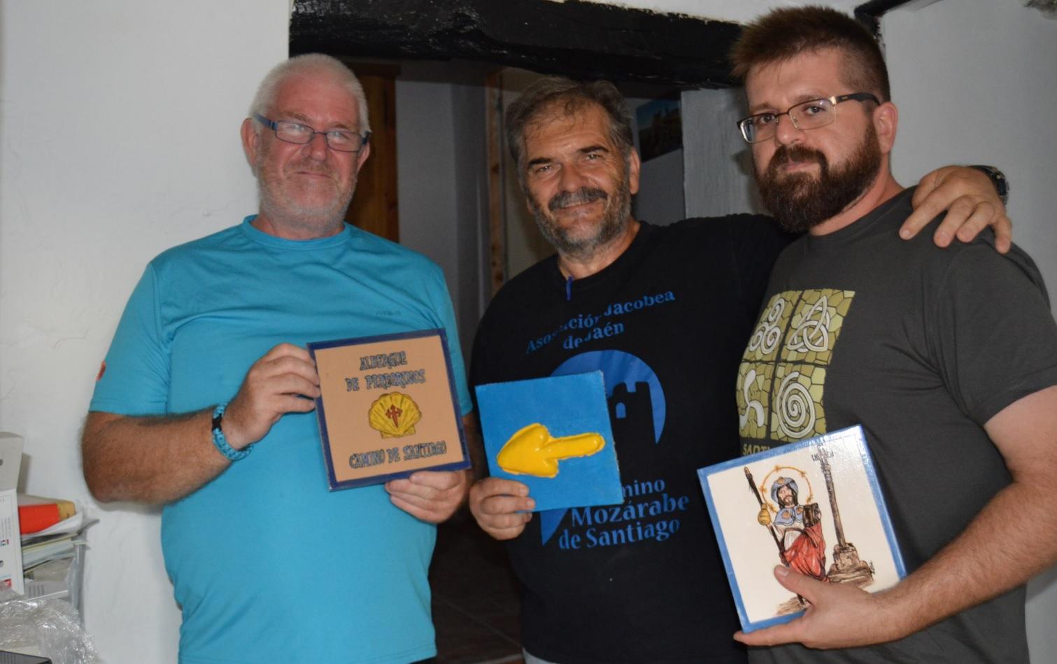 Se abre la Casa de Acogida para peregrinos de Peter en Alcaudete