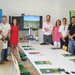 La Gran Senda de Málaga y el Camino de Santiago avanzan juntos con la mejora de cinco etapas de senderos