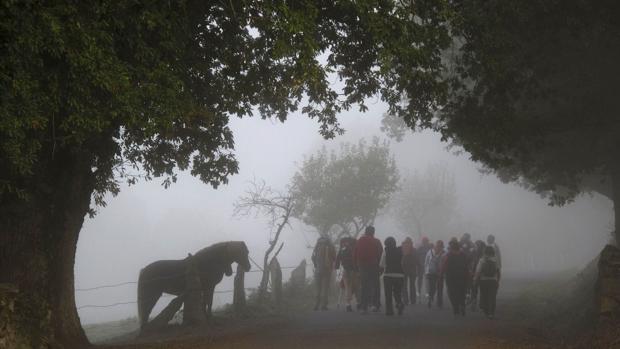 Andalucía reinó en el Camino de Santiago en el Año de la Misericordia