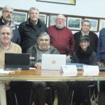 Francisco Tena seguirá siendo presidente de la Asociación de Amigos del Camino de Santiago de Cádiz
