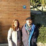 El Ayuntamiento de Jaén acomete una nueva señalización del Camino Mozárabe de Santiago