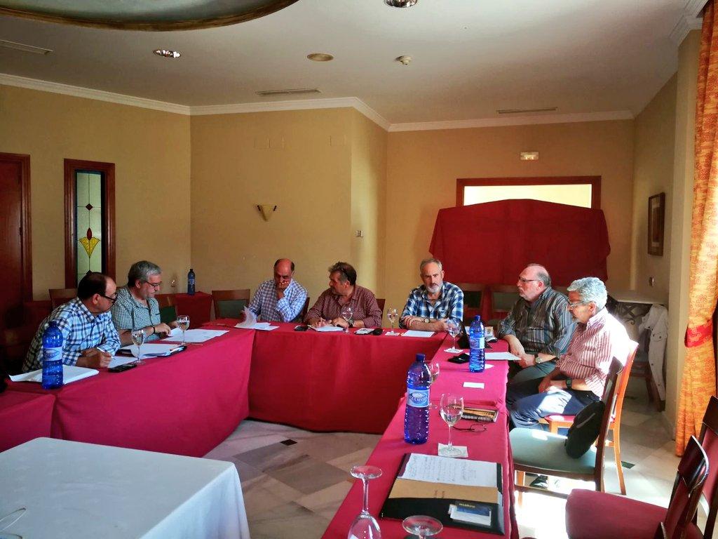 La Federación Andaluza se reúne en Antequera con nuevos proyectos en la agenda
