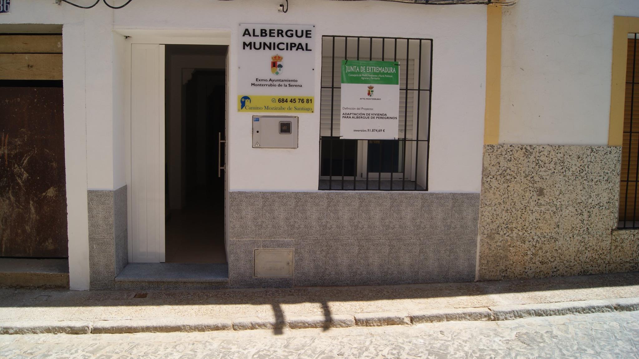 Monterrubio de la Serena inaugura su nuevo albergue de peregrinos