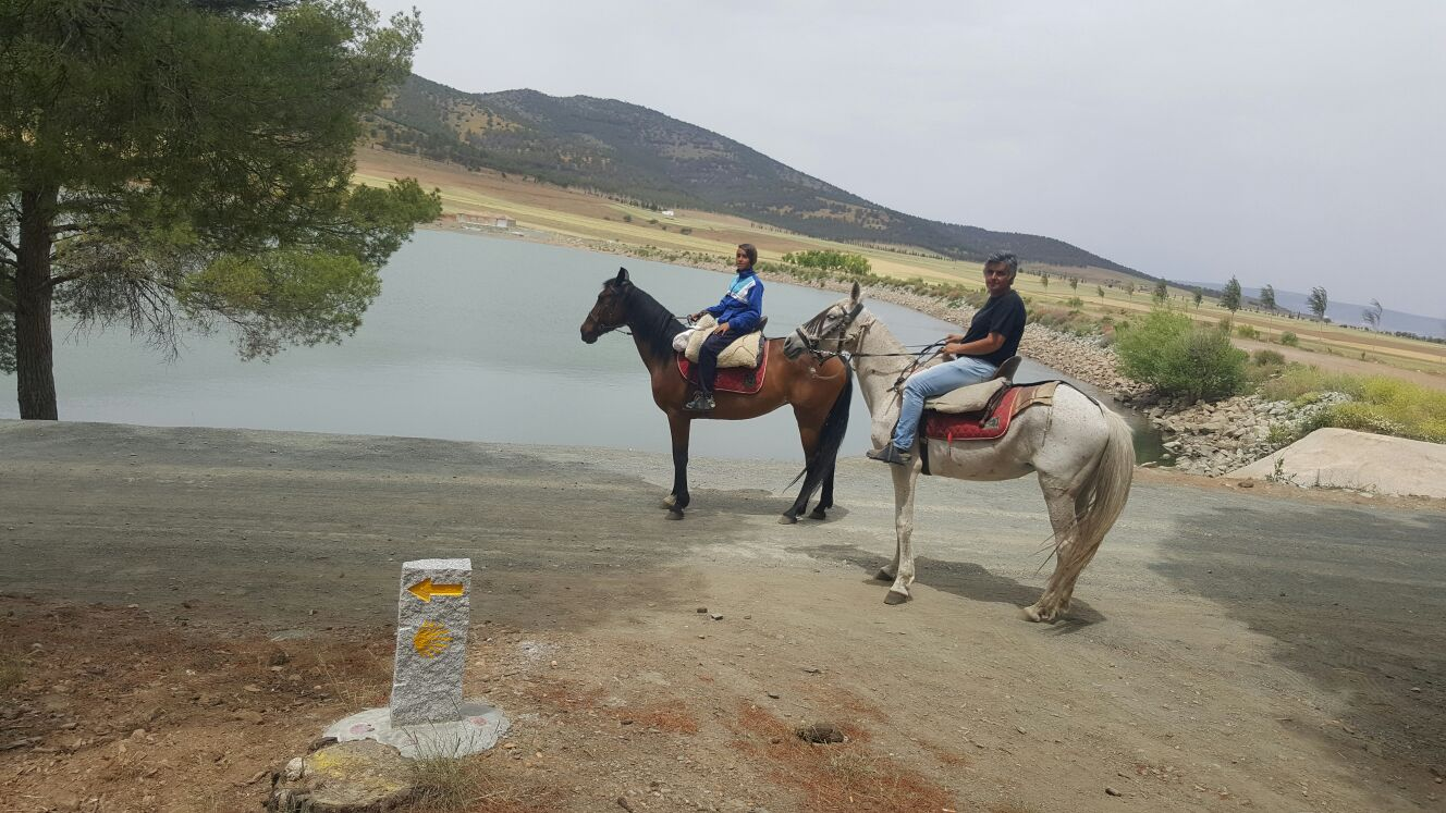 Un buen año para el Camino Mozárabe desde Almería