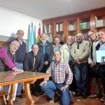 La Federación Andaluza del Camino de Santiago tiene ya nueva junta directiva