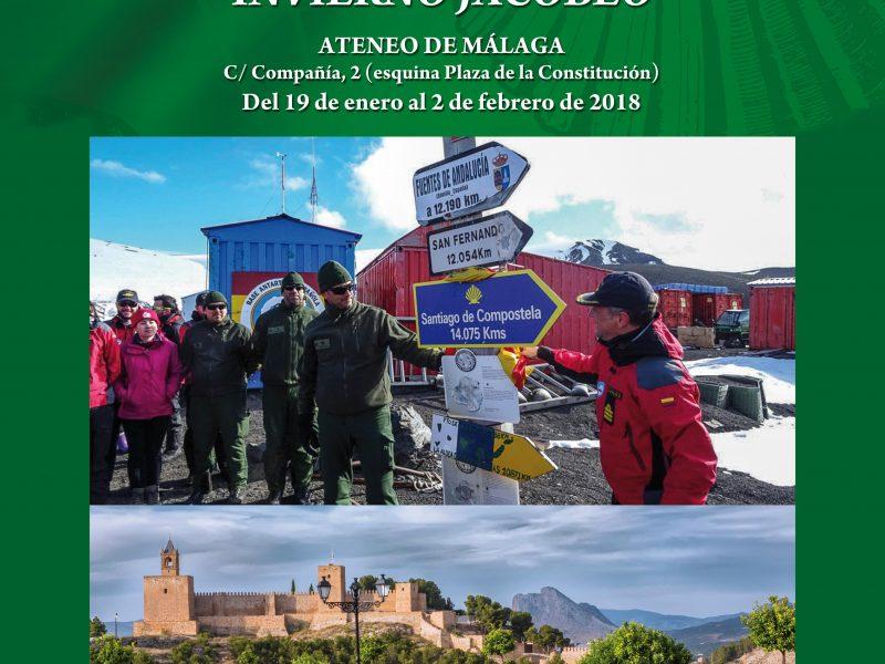 Ciclo de conferencias «Invierno Jacobeo» en la Asociación Jacobea de Málaga