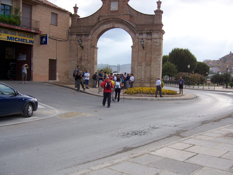 Éste es el calendario de las salidas de la Asociación Jacobea de Málaga