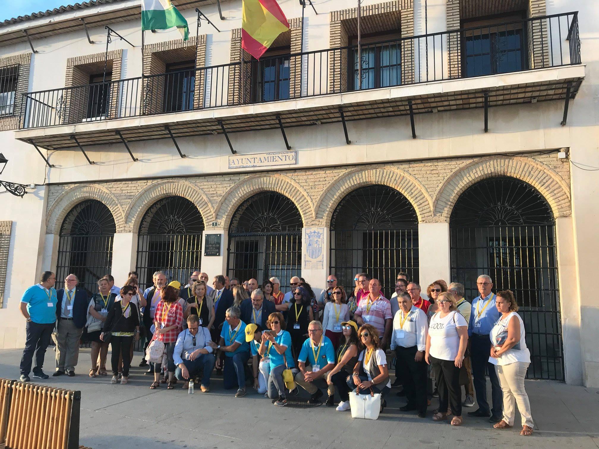 Castro del Río y Baena acogieron la VIII Asamblea de la Federación Andaluza