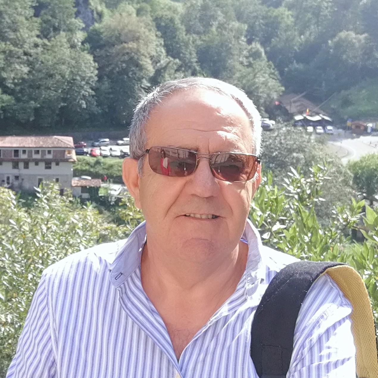 Manuel García de Veas Gómez, nuevo presidente de la Asociación de Amigos del Camino de Santiago en Cádiz