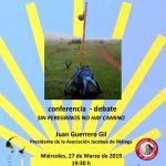 """Conferencia-Debate """"SIN PEREGRINOS NO HAY CAMINO"""""""