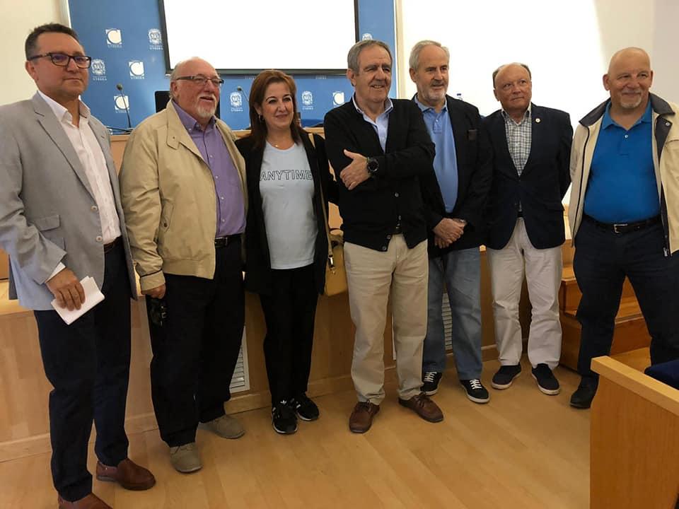 Se presenta oficialmente la Asociación Amigos del Camino de Santiago de Utrera