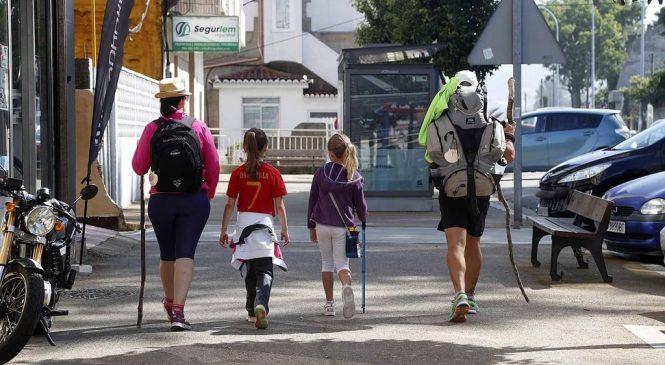 El Camino de la Costa pone a Vigo de moda entre los peregrinos