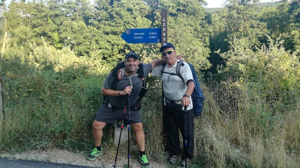 Muere un peregrino de Jaén en el Camino de Santiago