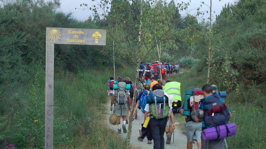 La Xunta de Galicia habilita un mail para las inquietudes sobre el Camino de Santiago que tengan las AACS