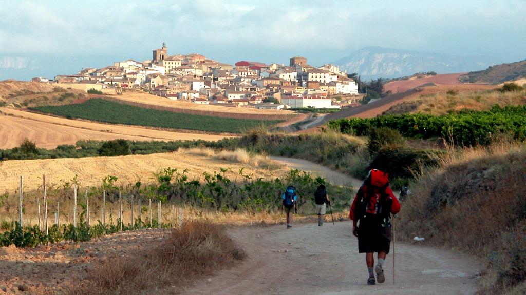 Navarra crea un proyecto de voluntariado para un uso sostenible en el Camino de Santiago
