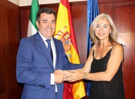 Andalucía y Galicia acuerdan mejorar e impulsar la Vía de la Plata de cara al Xacobeo 21