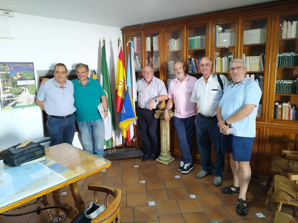 Reunión de la Federación Andaluza en Córdoba